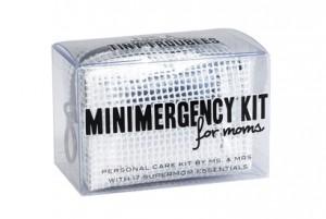 Moms Minimergency Kit